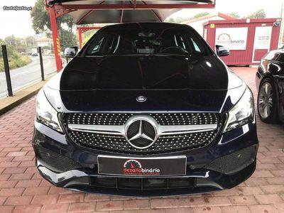 usado Mercedes CLA220 Shooting Brake AMG