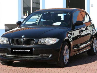 usado BMW 118 d (143cv)