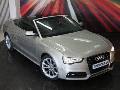 usado Audi A5 Cabriolet 2.0 TDI S-LINE | GPS