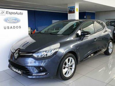 usado Renault Clio 0.9 TCE 90cv Limited