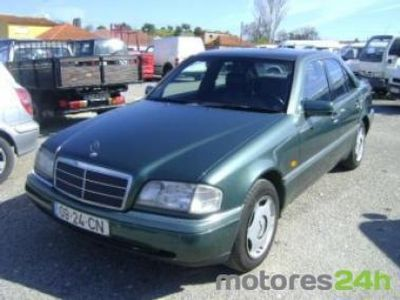 usado Mercedes C200 600ELEGANE