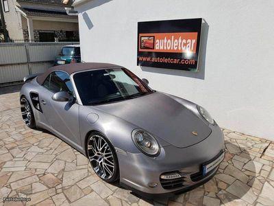 used Porsche 911 Turbo Cabriolet 911 997 - 10