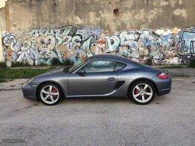 usado Porsche Cayman S 3.4 Nacional