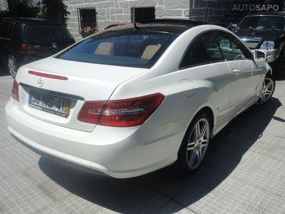 usado Mercedes E250 ClasseCoupé CDI BE AMG (204cv) (4 lug) (2p)