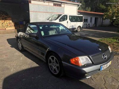 usado Mercedes SL320 Limitada