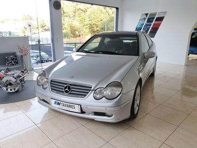 usado Mercedes C200 Sport Compressor