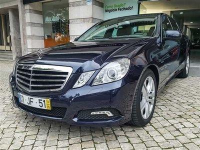 usado Mercedes E250 ClasseCDi Elegance BlueEfficiency