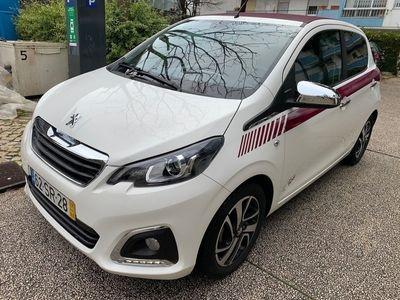usado Peugeot 108 Top Allure 1.0 vti