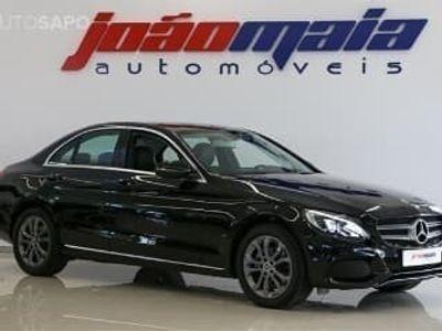 usado Mercedes C200 ClasseLimousine Avantgarde 160Cv (LED) (12.000 kms), Diesel
