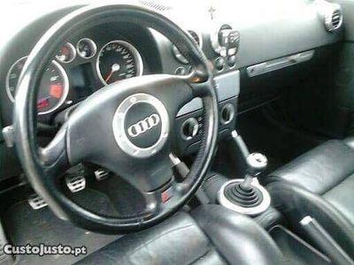 usado Audi TT Quattro 225 cv - 01