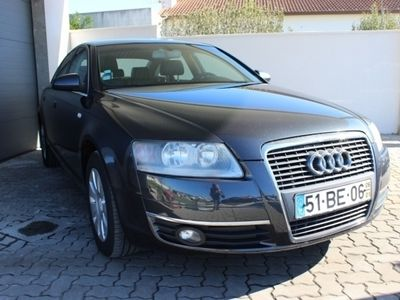 second-hand Audi A6 2.0 TDI EXCLUSIVE