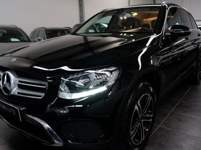usado Mercedes GLC350 E Plug in Hybrid EQ Power 320CV