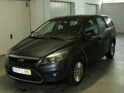 usado Ford Focus SW TDCi Titanium