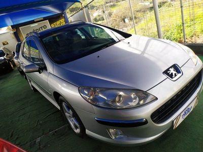 usado Peugeot 407 SW 1.6 HDi Executive (109cv) (5p)