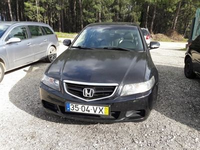 used Honda Accord 2.2 CTDi 140cv
