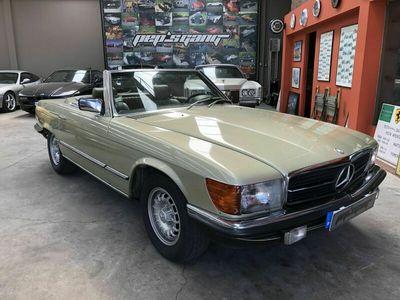 usado Mercedes SL380 ---