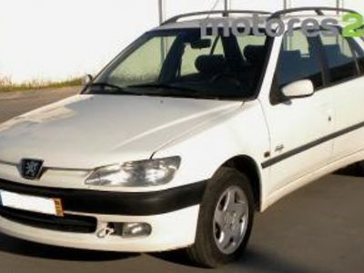 usado Peugeot 306 Break 1.9 TD Griffe