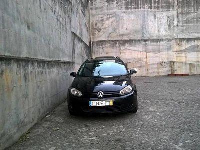 brugt VW Golf 1.6 tdi 105cv