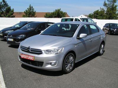 usado Citroën C-Elysee I 1.2 VTT Exclusive Aut