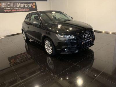 brugt Audi A1 1.6 TDi Sport S-Tronic