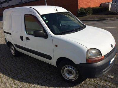 brugt Renault Kangoo 1.9 Diesel