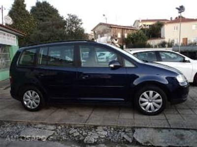 usado VW Touran 2.0 TDi Trendline 7L