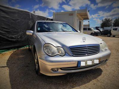 usado Mercedes C270 avanguard