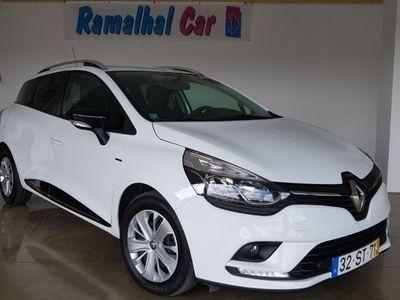 usado Renault Clio Sport Tourer LIMITED GPS