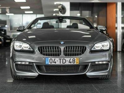 usado BMW 640 Cabriolet D Xdrive