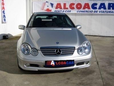 usado Mercedes C220 Sport Coupe CDI