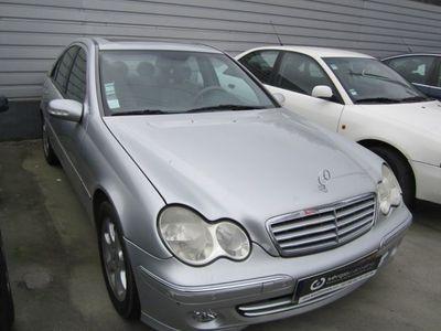 usado Mercedes C220 elegance auto