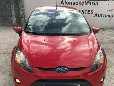 usado Ford Fiesta TDCI PANELVAN