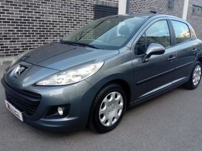 used Peugeot 207 1.4 GASOLINA A/C