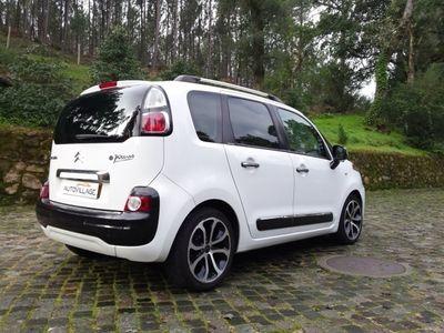 usado Citroën C3 Picasso Picasso 1.6 HDi Exclusive Airdream