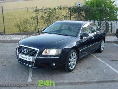 usado Audi A8 3.0TDI Quattro Executive DVD
