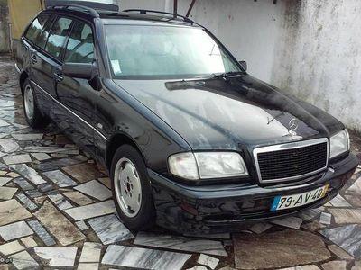 usado Mercedes C250 Turbo diesel 150cv
