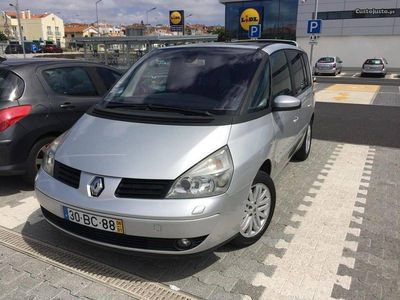usado Renault Espace 2.2dci 7lugares