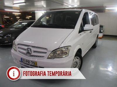 usado Mercedes Vito 113 CDI 9L 136cv