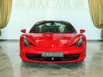 usado Ferrari 458 ---