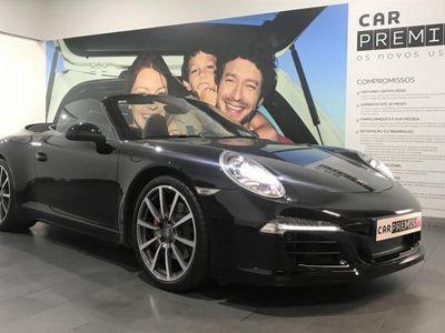 usado Porsche 911 Carrera S Cabriolet Carrera S Cabrio