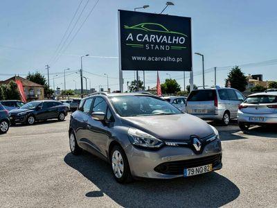usado Renault Clio Sport Tourer 1.5 Dci Confort 90cv