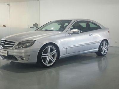 usado Mercedes CLC220 203 CL
