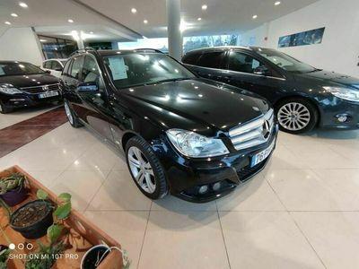 usado Mercedes C200 Cdi Avantagrd