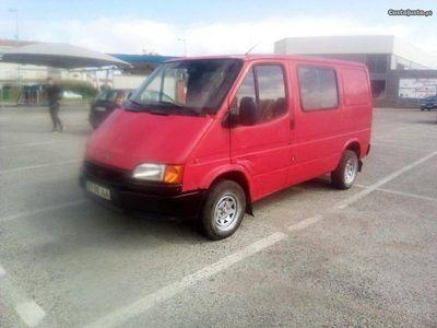 brugt Ford Transit CL