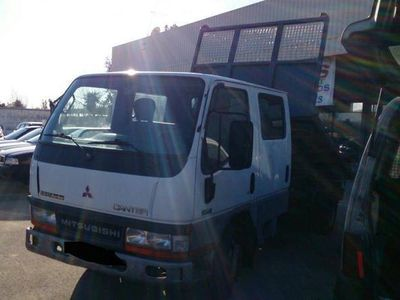used Mitsubishi Canter 3.0