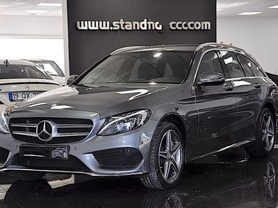 usado Mercedes C250 d Station AMG 7G-Tronic