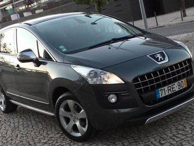 usado Peugeot 3008 1.6 e-HDI BUSINESS