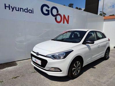 usado Hyundai i20 1.2 84Cv GO!