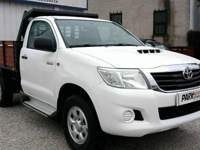 usado Toyota HiLux Hilux4x4 2 Lugares 140cv
