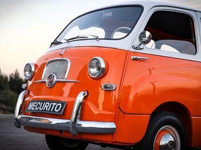usado Fiat Multipla 600- 1959